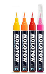 Fixky MOLOTOW™ GRAFX Aqua Ink Pump Softliner