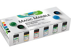 Sada farieb Hobby Line - Magic Marble