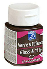 Farba GLASS & TILE - TRANSPARENT 50ml
